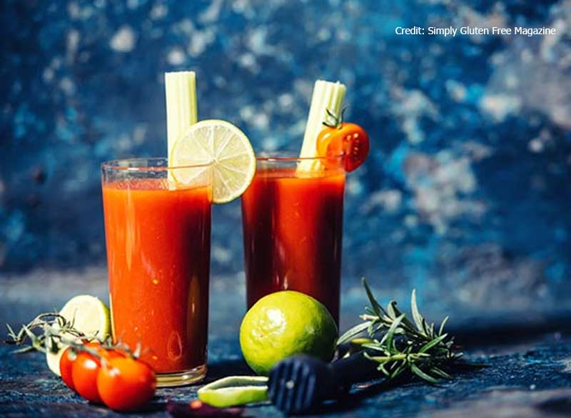Little's Cuisine Classic Bloody Mary - Simply Gluten Free Magazine
